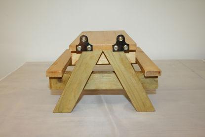 Picture of Mini Picnic Bird Table