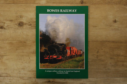 Picture of Bowes Railway Book - A Unique Colliery Railway
