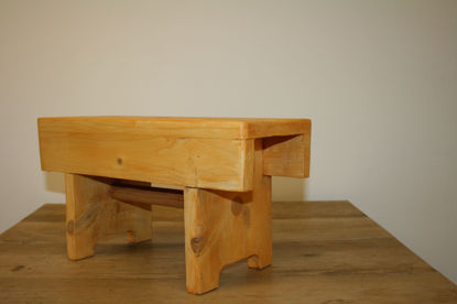 Picture of Miners Cracket Stool
