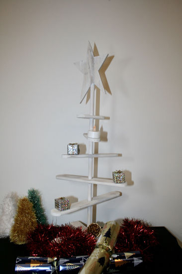 Picture of Swedish Style Christmas Tree LARGE